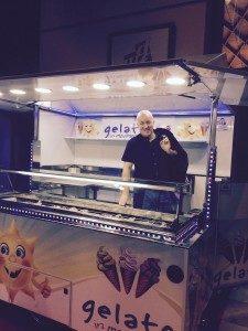 gelato trailer Ireland