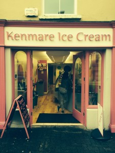 Kenmare ice cream Ireland