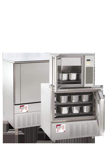 Blast Freezer Italian Gelato Making Equipment