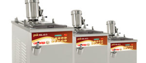 Cattabriga PSK KEL 65 & 125 ice cream pasteuriser