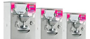 Combination ice cream making machine