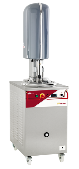 Effe vertical batch freezer