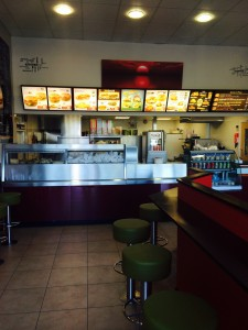 Take away fit out Ireland