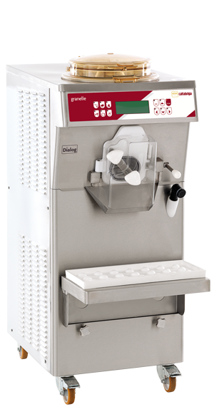 Granelle Batch Freezer - Gelato Making Equipment Ireland