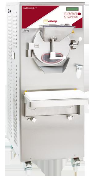 Cattabriga horizontal batch freezer