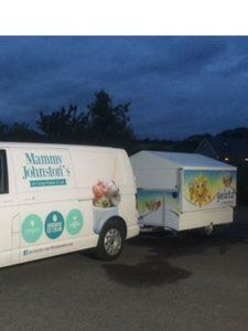 Mammy Johnstons Ice cream